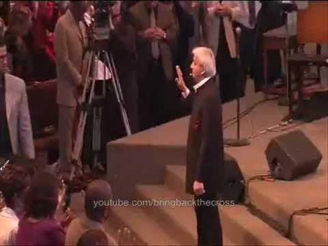 Benny Hinn - Anointing Rains in Phoenix