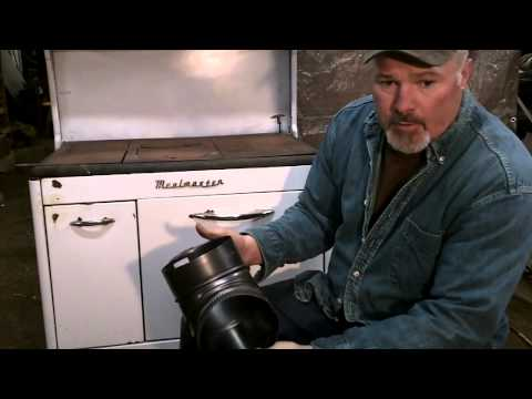 wood cook stove basics part 2