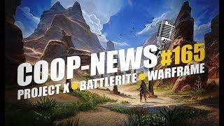 Coop-News #165 / Открытый мир в Warframe, Анонс убийцы PUBG с картой на 400 игроков и сменой времени суток