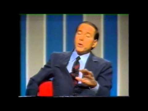 Profetica intervista a Silvio Berlusconi 1986