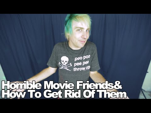Horrible Movie Friends. | MattG