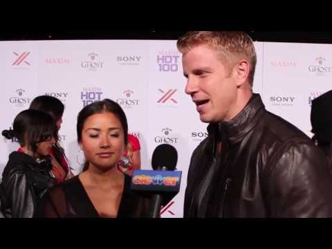 Sean Lowe Talks Catherine and Wedding On TV!