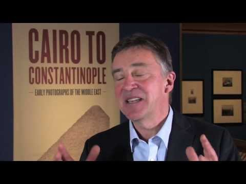 John McCarthy talks Cairo to Constantinople