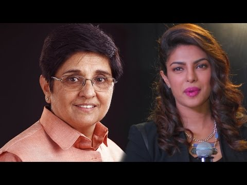 Is Priyanka Chopra The Next Kiran Bedi?
