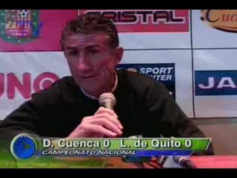D. Cuenca 0 Liga de Quito 0