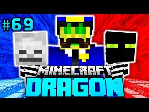 DAS Ist JETZT MEIN GEFÄNGNIS Minecraft Dragon DeutschHD - Minecraft gefangnis spiele