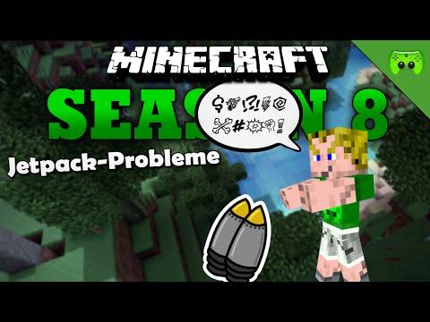 JETPACK PROBLEME «» Minecraft Season 8 # 219 HD