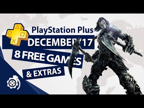 PlayStation Plus (PS+) December 2017