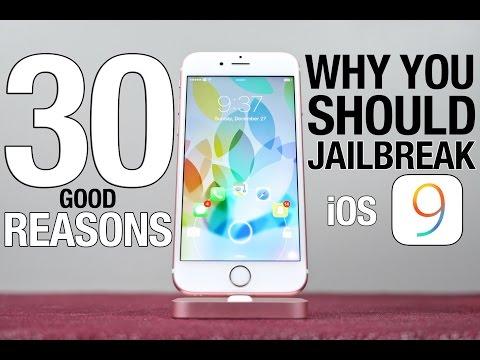Top 30 Reasons To Jailbreak IOS 9