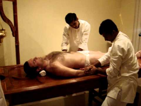 Opinion aryveda massage naked video