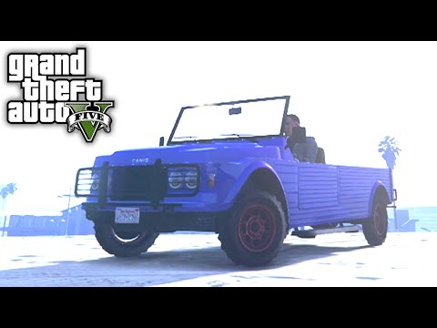 GTA 5 Rare Cars – 2 Rare Cars Spawn Locations on GTA 5 (GTA 5 Rare & Secret Cars)