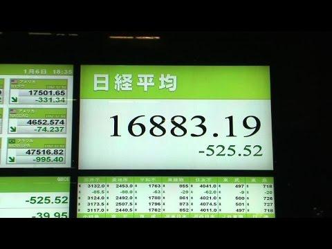Chute du Nikkei: les explications de l'analyste Toshihiko Matsun