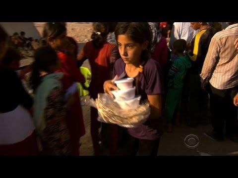 Uncertain future for Yazidi refugees