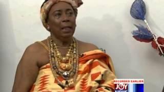 Nana Afuadu Kwagyan II - Personality Profile Friday