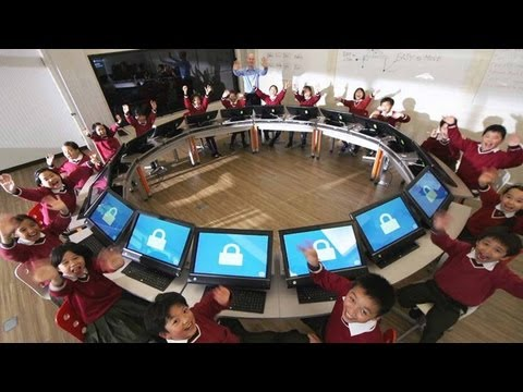Hp Classroom Of The Future - Official Video video