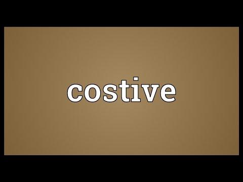 Header of costive