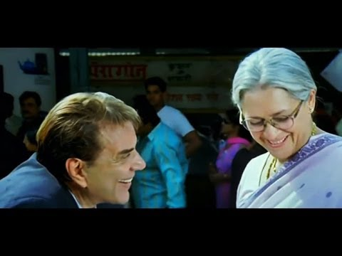 Tum Bilkul Nahi Badle (Movie Scene) Life In A Metro | Dharmendra...