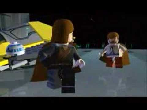 http://www.planetnintendo.it<br /> <br /> Video di Lego Star Wars: The Complete Saga per Wii e DS