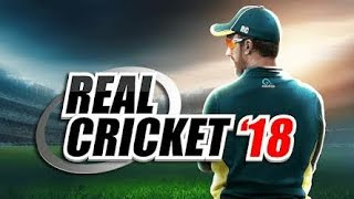 Real Cricket 18 ON ONEPLUS 6T