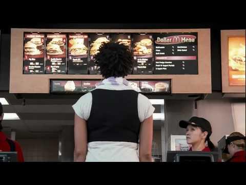 """McDonalds spot (2010) """"The best dollar I ever spent"""""""
