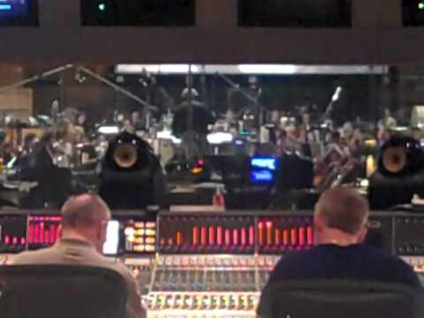 John Debney: Predators Scoring Session