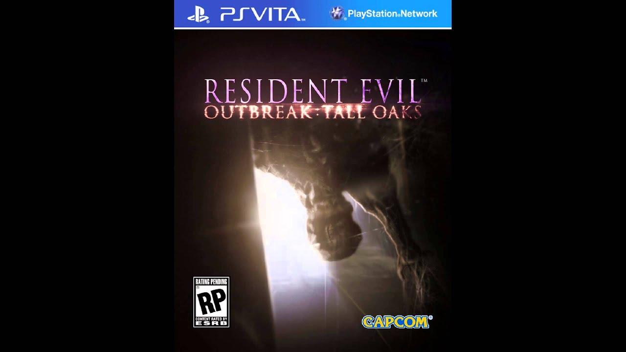 Resident Evil Outbreak Logo Rumour Resident Evil
