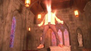 Supernatural DEAN KILLS LUCIFER