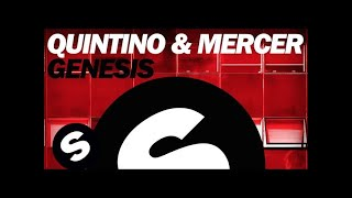 QUINTINO & MERCER - Genesis (Original Mix)