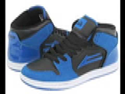 Top 10 Skate Shoe Brands Video