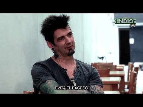 Indio TV - Danny Yerna / Border (taller de perforaciones corporales)