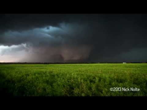 May 31, 2013 El Reno, Oklahoma EF-5 2.6 Mile Wide Wedge Tornado