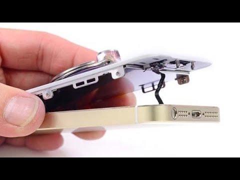 Замена батареи на айфоне 5 своими руками 52
