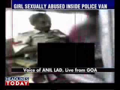 Three Indian cops sexually abused girl and circulated video clips