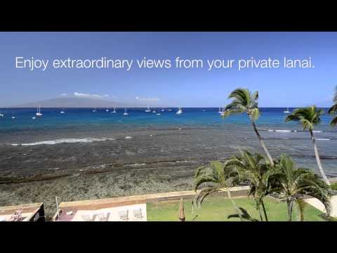 Enjoy the beautiful sunsets from your private lanai, seasonal whale and ...