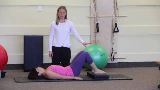 TOSH Pilates: Hip Rolls on the Mat