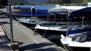Dalyan Harbour Video