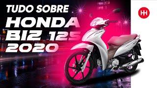 Teste: Nova Honda Biz 125 - Webmotors