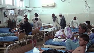 Explosion at Nangarhar Mosque Kills 4, Wounds 50