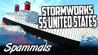 Stormworks | SS United States