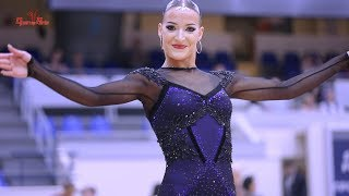 2018 Paris Dance Open - WDSF Youth Open Latin - Final