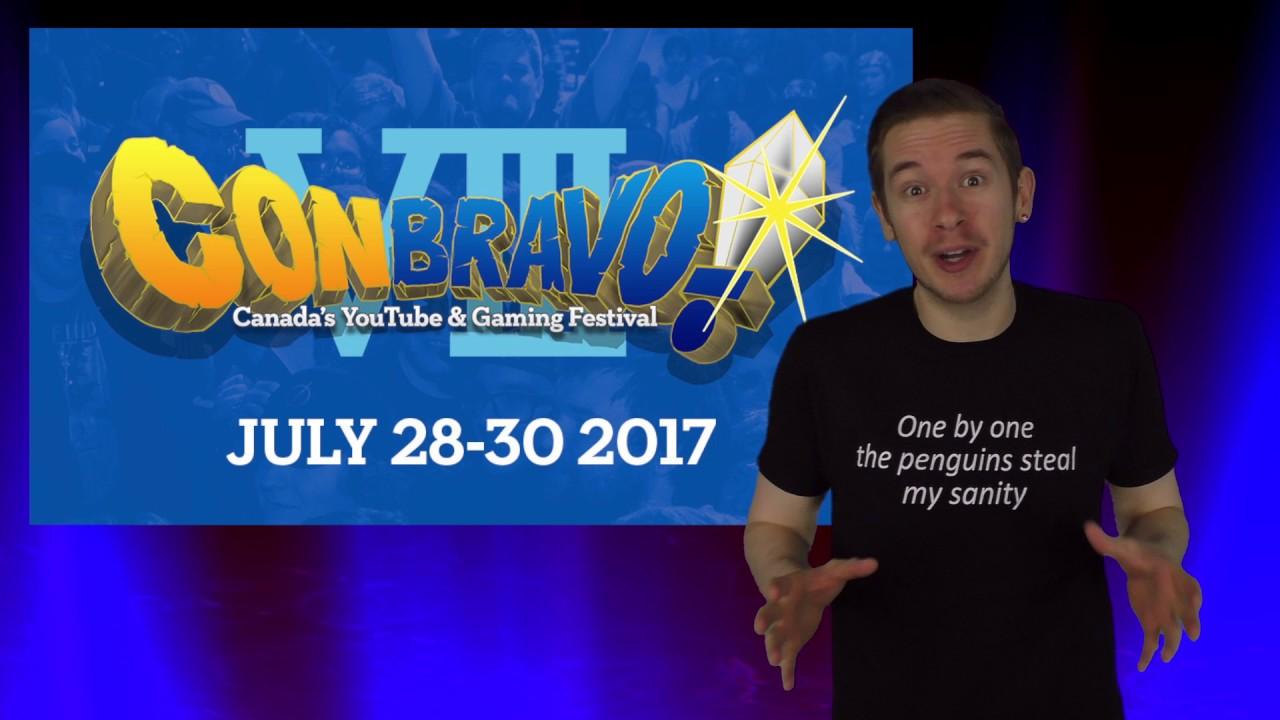 The Dom will be at Con Bravo 2017