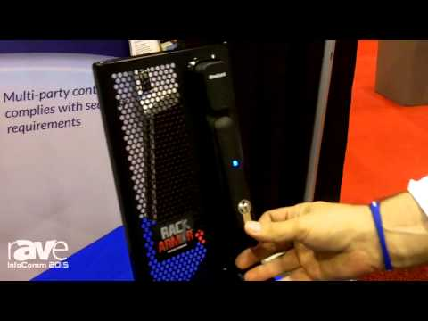InfoComm 2015: IDenticard Discusses Rack Armor Intelligent Server Protection