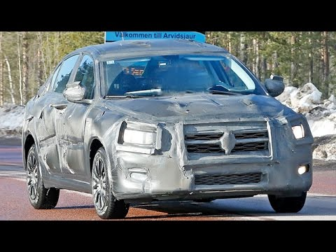 2016 Fiat Linea Test-Mule Spied For First Time In Sweden
