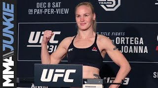Valentina Shevchenko talks to MMA Junkie Radio about upcoming bout with Jessica Eye