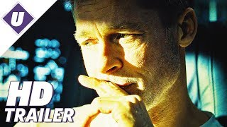 Ad Astra (2019) - Official Trailer | Brad Pitt, Liv Taylor, Tommy Lee Jones