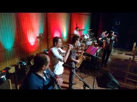 Mohsen Yeganeh LIVE CONCERT, Saxophone solo