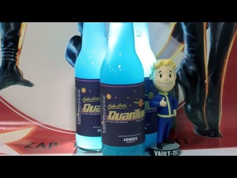 CarBS - Fallout 4 Nuka Cola Quantum Soda