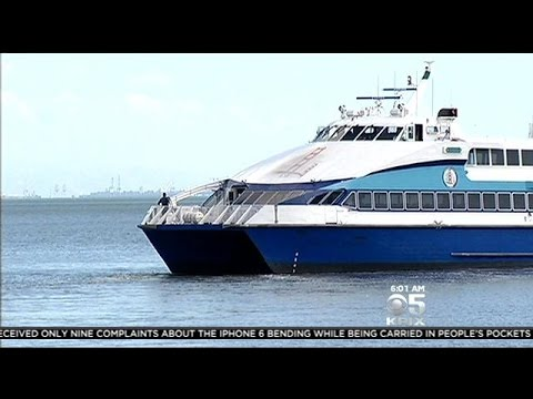 Golden Gate Ferry Workers Strike Over Contract, Shutting Down Service Between Marin & SF