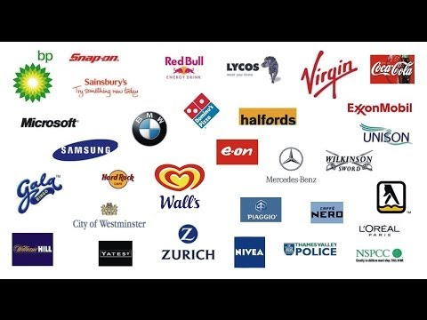 What Do Worlds Top Brands Logo Designs Have In Common