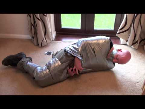 Escape From Duct Tape Mummification Video